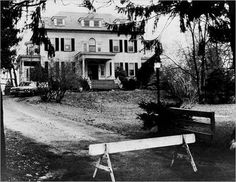 Home of the John List family in Westfield, N.J. - 1971