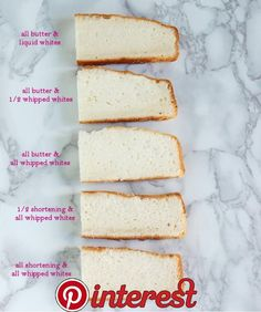 It is possible to make velvety, soft white cake from scratch. How you mix the cake makes a big difference. By using the reverse creaming technique you& get a white cake with a tender and moist crumb. Food Cakes, Cupcake Cakes, Cupcakes, Mini Cakes, Easy Cake Recipes, Baking Recipes, Dessert Recipes, White Cake Recipes, Cake Filling Recipes