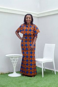 Find Amazing latest african fashion look 8679 African Fashion Designers, Latest African Fashion Dresses, African Inspired Fashion, African Print Dresses, African Print Fashion, Africa Fashion, African Dress, Ankara Dress, African Attire