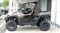 Polaris General 1000 Deluxe Titanium Toy Trucks, Monster Trucks, Honda Xr400, Polaris Off Road, Atv Gear, Polaris Industries, Marquette Michigan, Polaris General, Gtr R35