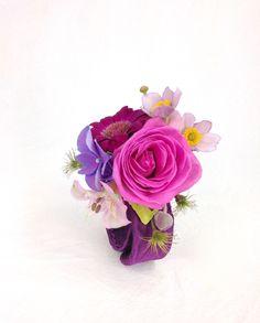 Polscorsage door Natys Floral Design & Services