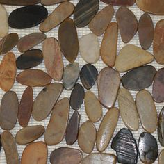 Solistone 10-Pack 12-in x 12-in Multicolor Natural Stone Wall and Floor Tile