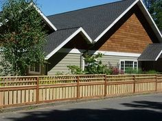 fence styles - Google Search