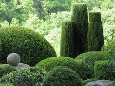 Le blog de Parcs et Jardins de L'Oise: Voyage dans le Lubéron : le jardin de La Louve