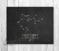 This beautiful, starry print. | 17 Ways To Show Your Sagittarius Pride