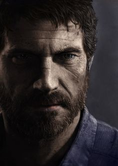 Joel. The last of us.  Seriously guys one of the greatest games I've ever played.