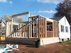 Bedroom Addition Project - Homeowner Stories - See how Jim browsed our Estimated Costs one day, then signed a contract to build he master suite addition of his dreams! Jim and his partner had great taste, we simply did the heavy lifting to make Jim's home Mobile Home Addition, Home Addition Plans, Remodeling Mobile Homes, Home Remodeling, Basement Renovations, Bedroom Remodeling, Kitchen Remodeling, Bathroom Renovations, Girls Bedroom