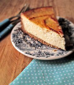 A Cozinha Coletiva: Cheesecake à italiana