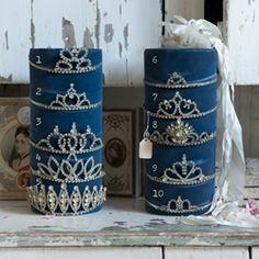Rachel Ashwell Shabby Chic Couture Vintage Tiars, Diamond Jubilee