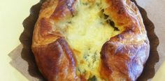 Panera Bread Spinach Artichoke Baked Egg Soufflé - Make your favorite Restaurant & Starbucks recipes at home with Replica Recipes - Food - Quiches, Breakfast Dishes, Breakfast Recipes, Souffle Recipes, Panera Bread Souffle Recipe, Panera Holiday Bread Recipe, Egg Souffle, Breakfast Souffle, Healthy Breakfasts