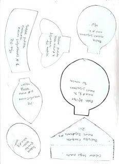 Moldes para hacer pinguinos de navidad y muñecos de nieve ~ Solountip.com Creation Couture, Snowman, Creations, Place Card Holders, Diy Crafts, Pattern, Manta Polar, Big Shot, Blog