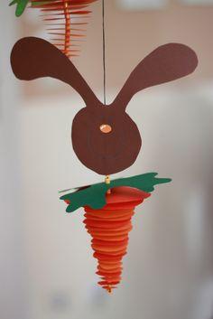 Wir basteln einen Osterhasen | Flickr - Photo Sharing!