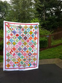 purple poppy quilts: Sewvivor-purple poppy quilts