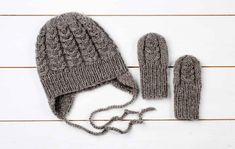 Vauvan myssy | Meillä kotona Crochet Baby, Knit Crochet, Baby Knitting Patterns, Beanie Hats, Ravelry, Knitted Hats, Free Pattern, Diy And Crafts, Winter Hats