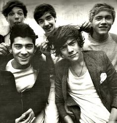 These boys are going to be the death of me.