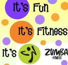 Fun and Fitness rolled into one great Zumba Gold Class!