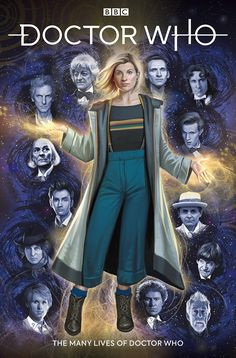 Doctor Who News - Thirteenth Doctor Comic Debut Doctor Who Comics, New Doctor Who, Twelfth Doctor, First Doctor, Peter Capaldi, Adele, Doctor Who Specials, Bbc, Humble Bundle