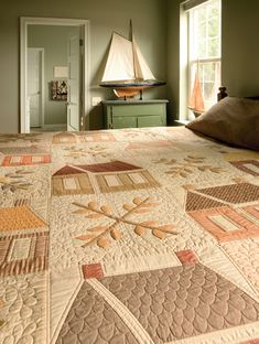 Martingale - Fig Tree Quilts: Houses