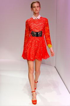 Carven Spring 2012 Ready-to-Wear
