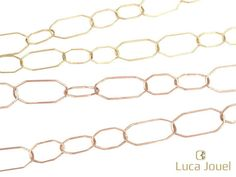 Press | Luca Jouel - Detail of the gorgeous 18ct yellow and rose gold custom made chains of our 'Reina Nostalgia' entry into the 2014 International Design Awards  #lucajouel #oneofakind #rare #beautiful #love #wadesigner