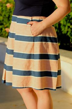 How to Expand the Waist on a Sewing Pattern || Sew Mama Sew
