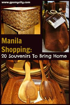 What to buy in Manila? This Manila shopping guide presents 20 traditional Filipinos products that will provide a great and lasting memory of Manila.