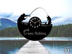 Ceas pentru Pescari (Personalizat) Gone Fishing, Sport, Style, Swag, Deporte, Sports, Outfits