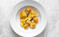 Cappellacci are a speciality from Ferrara, which are sure to surprise you with their sweet and spicy pumpkin filling. Emilia Romagna, Sage Butter, Pasta Machine, Sweet And Spicy, Pumpkin Recipes, Italian Recipes, Potato Salad, Eggs, Vegetarian