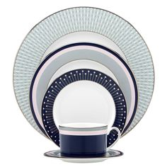 kate spade new york Mercer Drive 5-Piece Place Setting