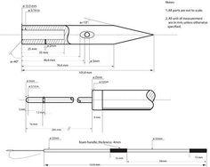 "New Kufa Floatable Aluminum Harpoon with Detachable Head Total Length 70"" HP 1 | eBay"