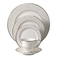 Lenox® Opal Innocence Dinnerware Collection