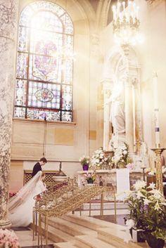 Diary of a Latin Mass Wedding