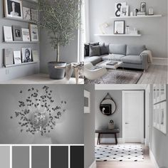 Awesome grey living room are offered on our web pages. Check it out and you will not be sorry you did. Living Room Grey, Living Room Decor, Grey Walls, Girl Room, Interior Inspiration, Home Goods, Home Improvement, Sweet Home, New Homes