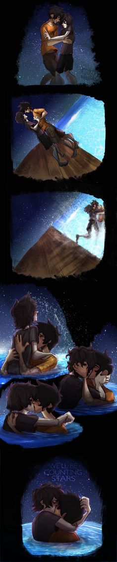 Flawed Design - Nico di Angelo by sjsaberfan on DeviantArt Percy Jackson Fandom, Percy Jackson Ships, Percy Jackson Books, Percy Jackson's Greek Heroes, Percy And Nico, Oncle Rick, Solangelo, Percabeth, Counting Stars