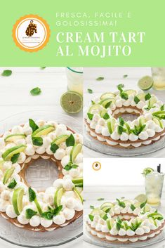 Goat Cheese Cake with Hazelnut, Easy and Cheap - Clean Eating Snacks Lemon Recipes, Tart Recipes, Sweet Recipes, Alphabet Cake, Cake Lettering, Cheap Clean Eating, Sweet Potato Breakfast, Number Cakes, Fruit Tart