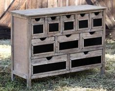 Ana White | Build a Rustic Storage, or The 1x2 Dresser | Free and Easy DIY Project and Furniture Plans #buildadressereasy #buildadresserprojects #builddresserprojects #diydresserplans