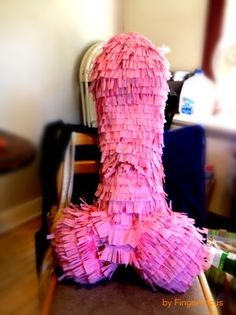 Bachelorette Party piñata | Bachelorette Party IDeas
