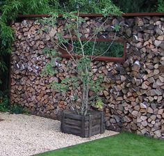 Gardens diy patio and balcony ideas on pinterest for Garden divider ideas
