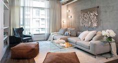 Маленькая гостиная — проблема, если у вас широкая натура. Как сделать комнату удобной для приёма гостей, красивой и запоминающейся? Читайте в нашей статье: основные правила, идеи и советы профессионалов