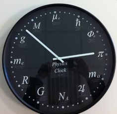 This would go perfectly with my nerd clock.