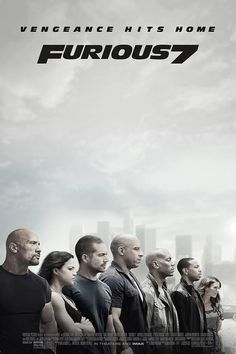 eparto Vin Diesel Dominic Toretto Paul Walker Brian O'Conner Dwayne Johnson Luke Hobbs Michelle Rodriguez Letty Ortiz Tyrese Gibson Roman Pearce Ludacris Tej Parker Jordana Brewster Mia Toretto Kurt Russell Don Nadie Jason Statham Deckard Shaw 2015 Movies, Top Movies, Great Movies, Movies And Tv Shows, Latest Movies, Watch Movies, Dwayne Johnson, Rock Johnson, Fast And Furious