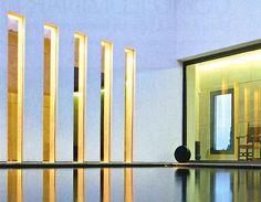 Frameless series of slim windows