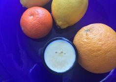 Gyümölcsturmixbanán, körte, mandarin, alma Smoothie, Orange, Fruit, Food, Essen, Smoothies, Meals, Yemek, Eten