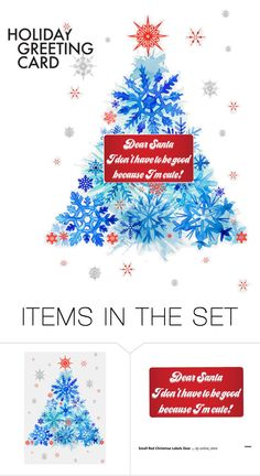 """""""Sin título #408"""" by c4p3ruc1t4 ❤ liked on Polyvore featuring art and holidaycard"""