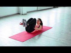 Упражнения Табата [Malina-fitness - ни дня без спорта] - YouTube