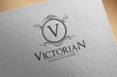 Check out Victorian Logo by samedia on Creative Market
