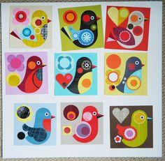 Ellen Giggenbach birds