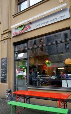 Burritos in Berlin: Dolores #vegfriendly #vegan #Berlin