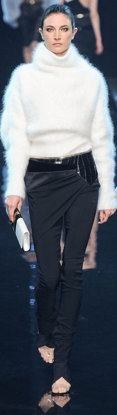 Alexandre Vauthier Fall-winter 2013-2014 Couture // love the pants
