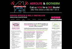 Home Insulations South Africa.
